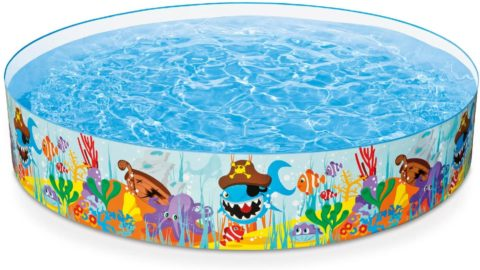 Intex Ocean Reef Snapset Inflatable Pool