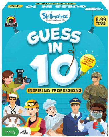 Skillmatics Educational Game